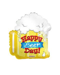 happy beer day cerveza 18""