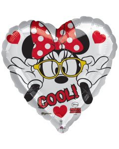 Globo Metálico Minnie Mouse Cool18""