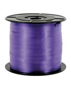 Liston Curling Liso 100 m Sedacolors Color Morado