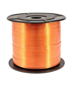 Liston Curling Liso 100 m Sedacolors Color Naranja